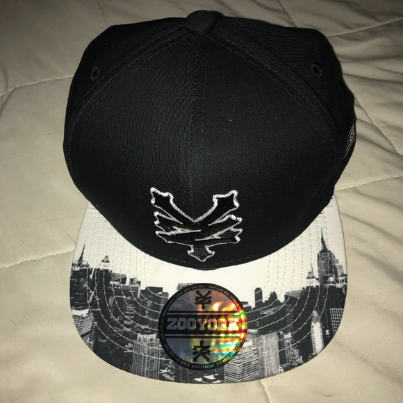 f756d1f5b92 Zoo York snapback hat. M 5acc448b1dffda1d1de80798